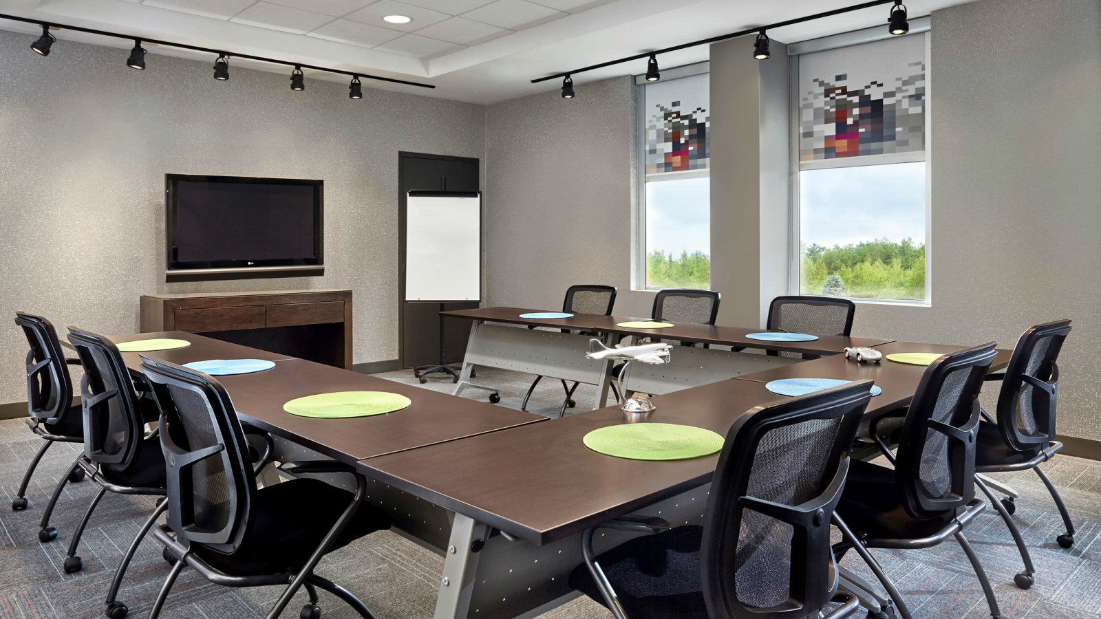 meeting rooms Montreal - Tactic